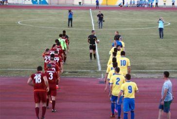 Οι δικηγόροι παίζουν ποδόσφαιρο στο Αγρίνιο (video)
