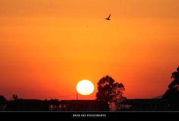 Το πιο όμορφο ηλιοβασίλεμα στην Αιτωλοακαρνανία
