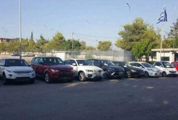 Αυτοί είναι οι εννέα ληστές που άρπαζαν πολυτελή αυτοκίνητα
