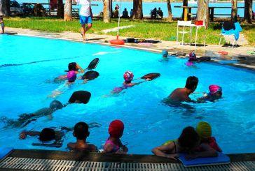 Έναρξη μαθημάτων ακαδημίας κολύμβησης του Ναυτικού Ομίλου Μεσολογγίου για το 2017