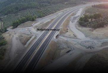 Ιόνια Οδός: Με γοργούς ρυθμούς προχωρά η κατασκευή του κόμβου Γαβρολίμνης (video)