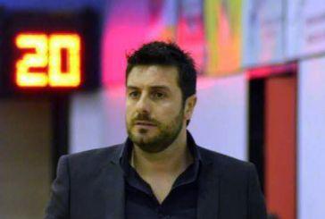 Μούτσιος ο νέος προπονητής του Αίολου Αστακού