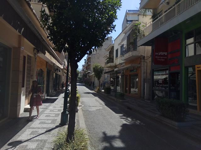 Αγρίνιο: πενταήμερη διακοπή κυκλοφορίας στην οδό Μπαϊμπά λόγω εργασιών
