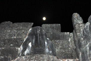 Ονειρική πανσέληνος σε 115 αρχαιολογικούς χώρους και μουσεία