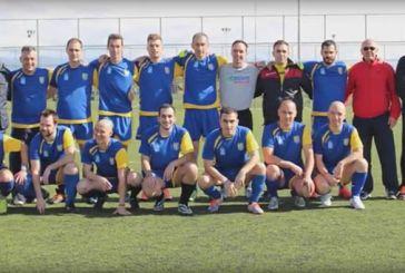 Ένα ξεχωριστό  αφιέρωμα στην ποδοσφαιρική ομάδα των Αστυνομικών της Ακαρνανίας