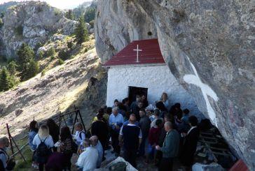 Εικόνες από τον εορτασμό του Προφήτη Ηλία στον Άγιο Βλάση