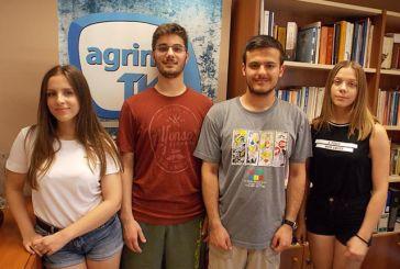 Πρωτεύσαντες λυκείων του Αγρινίου μιλούν στο ΑGRINIOTV (video)
