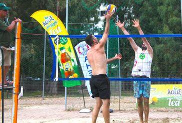"""Υψηλό αγωνιστικό επίπεδο στο Beach Volley """"AHEPA CUP 2017"""""""
