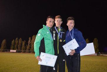 Σπουδαίες εμφανίσεις από αθλητές της ΓΕΑ στο Πανελλήνιο Πρωτάθλημα Στίβου Νέων Ανδρών