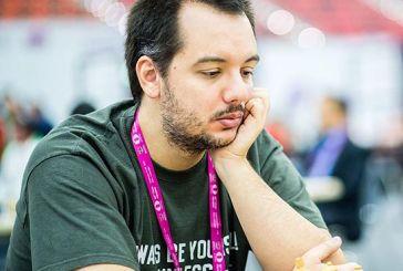 Επίδειξη σκακιού «Σιμουλτανέ» με τον GM Δημήτρη Μαστροβασίλη στη Ναύπακτο
