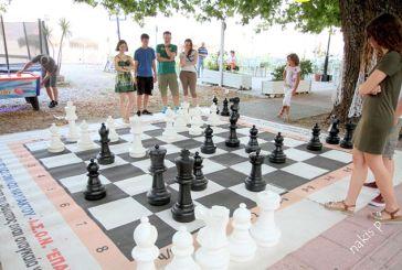 Ναύπακτος: Σκακιστικό διήμερο στην Παραλία Ψανής