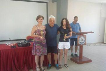 Οι διακριθέντες του Εκδρομικού Τουρνουά Μπριτζ του Δήμου Αγρινίου στη Λευκάδα
