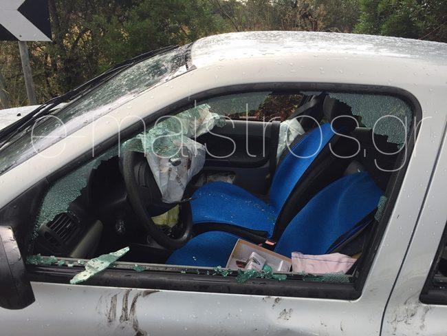 Τροχαία ατυχήματα στο δρόμο Αμφιλοχίας – Βόνιτσας