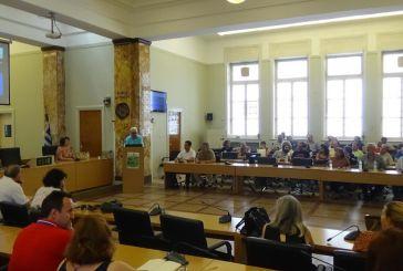 Ενημέρωση στο Αγρίνιο για το μεταχρωματικό έλκος του πλατάνου