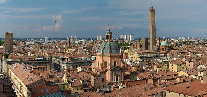Bologna_Panorama