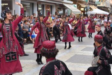 Παρέλαση 55ου Φεστιβάλ Φολκλόρ Λευκάδας [Φωτό + video]