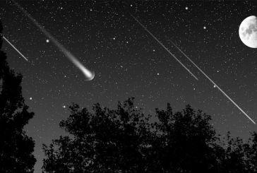 «Βροχή» αστεριών μέσα στη νύχτα: Ορατές οι Περσείδες σε όλη τη χώρα