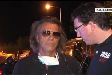 Ψινάκης: Με ενημέρωσε το πρωί η Δούρου, πήρα ελικόπτερο και τσακίστηκα!