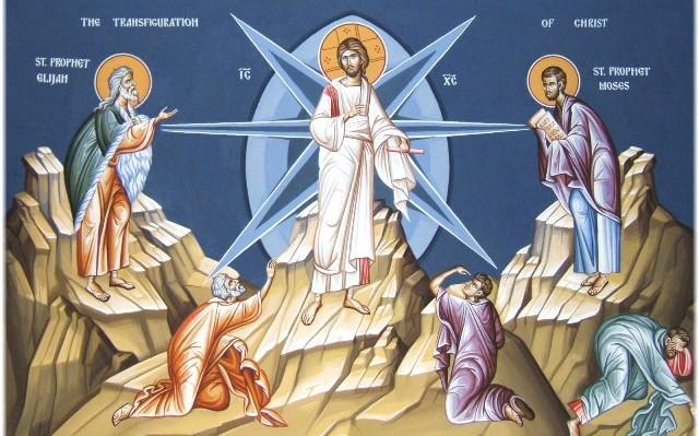 Αποτέλεσμα εικόνας για Μεταμόρφωσης του Σωτήρος Χριστού στο Παναιτώλιο