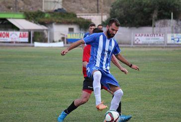 Φιλική νίκη με 3-1 για τον Αμφίλοχο κόντρα στον Πανλευκάδιο
