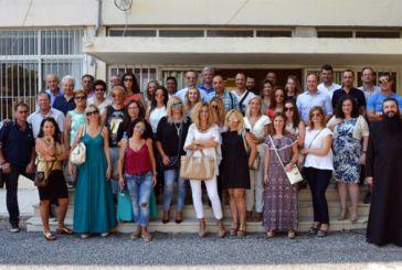 Μετά από 25 χρόνια συναντήθηκαν και πάλι οι απόφοιτοι του ΄92 στο ΓΕΛ Αμφιλοχίας