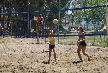 """Με επιτυχία το """"12ο Τουρνουά Beach Volley"""" στη Ναύπακτο"""