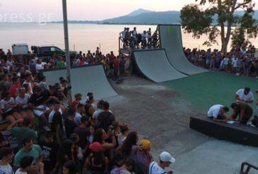 Αφιερωμένο στον Κώστα Ταταράκη το BMX Festival της Ναυπάκτου (video)