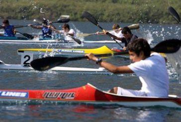 Mεσολόγγι: 273 μικροί αθλητές πήραν εκκίνηση  στο Πανελλήνιο Ανάπτυξης Κάνοε Καγιάκ, SUP