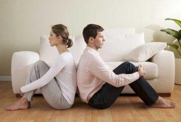 Διαζύγιο: Ποια τα δικαιολογητικά δήλωσής του στην Εφορία