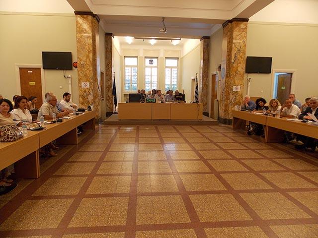 Δείτε όλη τη συνεδρίαση της 28ης Αυγούστου του Δημοτικού Συμβουλίου Αγρινίου