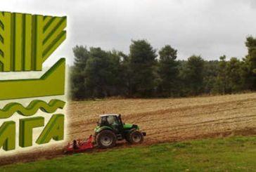 Αναγγελία του ΕΛΓΑ για παγετό στις καλλιέργειες του Δήμου Μεσολογγίου