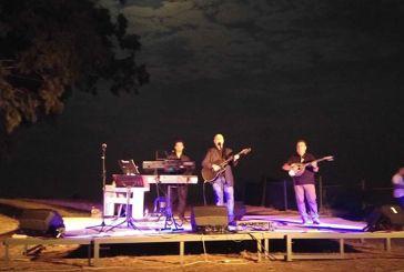 Μουσική βραδιά υπό το φως του φεγγαριού στο Αρχαίο Θέατρο Στράτου
