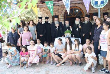 Λαμπρός ο εορτασμός του Αγίου Κοσμά στη γενέτειρά του
