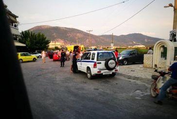 Βόνιτσα: Τροχαίο με τραυματισμό οδηγού δίκυκλου