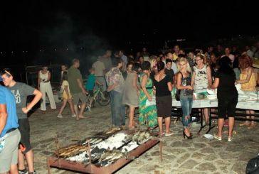 Εκατοντάδες επισκέπτες στη γιορτή τσιπούρας στον Αστακό