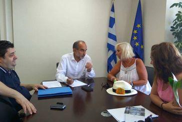 H Περιφέρεια στηρίζει τις δράσεις του Συλλόγου Γυναικών με καρκίνο του μαστού «Άλμα Ζωής» Αχαΐας