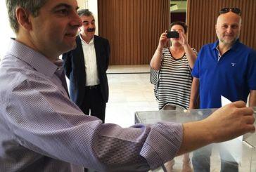 Υποψήφιος για την αρχηγία της κεντροαριστεράς και ο Οδυσσέας Κωνσταντινόπουλος