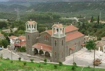 Πανηγυρίζει ο Ιερός Ενοριακός Ναός Κοιμήσεως Θεοτόκου στη Σπολάιτα