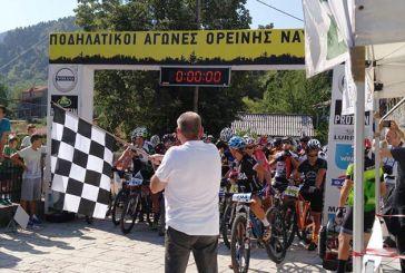 Στην Άνω Χώρα Ναυπακτίας η επόμενη  συνάντηση για την ορεινή και δρόμου ποδηλασία