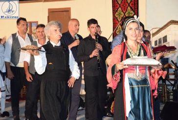 Αμφιλοχία: Άρωμα μιας άλλης εποχής στην αναπαράσταση παραδοσιακού γάμου