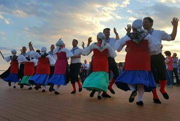 Ξεκινάει την Πέμπτη  το Διεθνές Φεστιβάλ Παραδοσιακών Χορών του Δήμου Αγρινίου