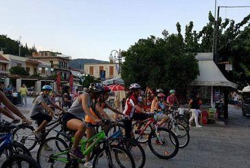 Μεγάλη συμμετοχή στον 15ο Λαϊκό Ποδηλατικό Γύρο Θέρμου