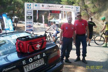 Ναύπακτος: Η ΕΟΕΔ Μεσολογγίου κάλυψε τα διήμερα ορεινής ποδηλασίας