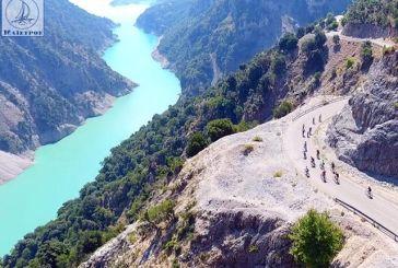 Ικανοποιητική συμμετοχή στην 4η ποδηλατοδρομία στον Ορεινό Βάλτο