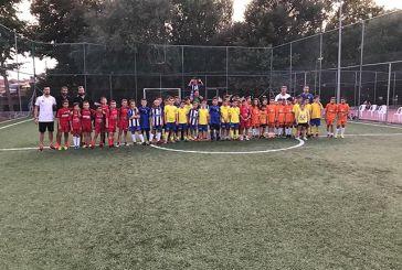 Ευχαριστήρια ανακοίνωση της Ακαδημίας Θέρμου για το τουρνουά ποδοσφαίρου