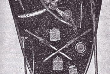 Όπλα Βραχωρίτη Αγωνιστή του 1821