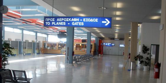 Πέντε ακόμη συλλήψεις αλλοδαπών στο Αεροδρόμιο Ακτίου