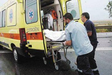 Νεκρός 40χρονος σε τροχαίο κοντά στη Γαβρολίμνη