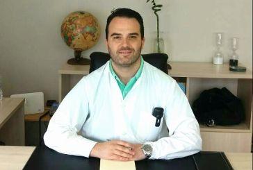 Ο Φυσίατρος Κων/νος Ζάβρας νέος επιστημονικός διευθυντής  της ΕΛΕΠΑΠ στο Αγρίνιο