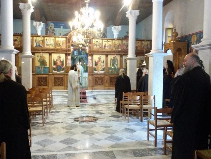 Ι' Ιερατική Ημερίδα στο Αγρίνιο: «Η αρετή της ταπεινοφροσύνης στη ζωή του κληρικού»
